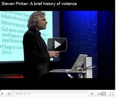 Una breve historia de la violencia por Steven Pinker