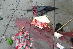 atentados en Noruega