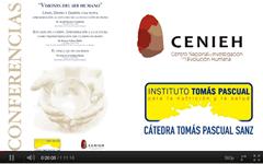"""Arcadi Navarro - Ciclo de Conferencias """"Visiones del Ser Humano"""" hablando de Genes, Dinero y Evolución Humana"""