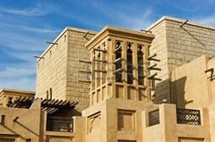 Torres que en los desiertos logran mantener una habitación a temperatura agradable