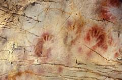 ¿Artistas neandertales?