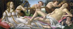 Venus y Marte, 1483