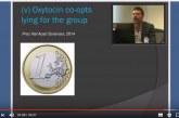 Carsten De Dreu: Fundamentos neurobiológicos del favoritismo intra-grupal
