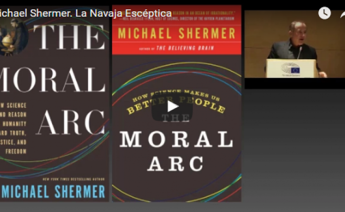 Video de la conferencia de Michael Shermer